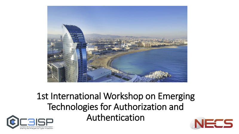 1st International Workshop on Emerging Technologies for Authorization.png